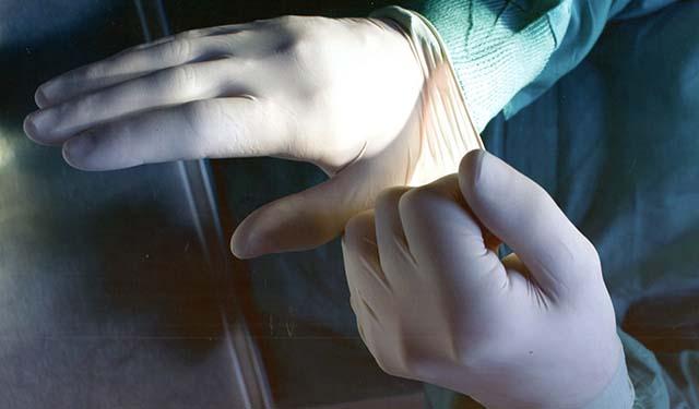 Memilih sarung tangan berdasarkan material
